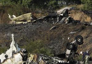Следствие назвало основные версии крушения Як-42