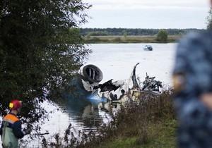 Опознаны семеро погибших при крушении Як-42