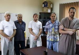 МИД опроверг информацию о том, что задержанные в Ливии украинцы подвергаются пыткам