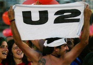 Фильм о U2 откроет международный кинофестиваль в Торонто