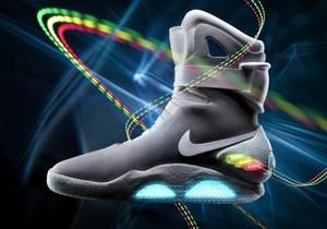 Nike выпустила лимитированную версию кроссовок из фильма Назад в будущее