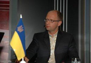 Пенитенциарная служба заявляет о положительных впечатлениях Яценюка от посещения Лукьяновского СИЗО