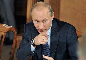 Путин признался, что ему трудно представить присоединение Украины к еврозоне
