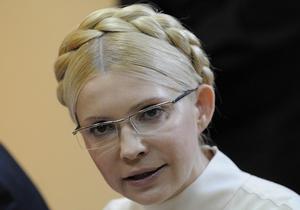 Пенитенциарная служба сообщает об отказе Тимошенко от обследования комиссией Минздрава