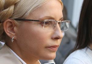 Депутаты партии За Украину внесли предложение о декриминализации статьи, по которой судят Тимошенко