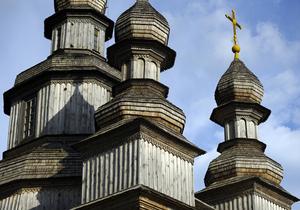 В Украине для внесения в список ЮНЕСКО отобраны восемь церквей