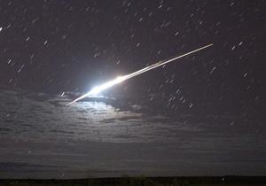 В начале октября на Землю прольется сильный метеорный поток
