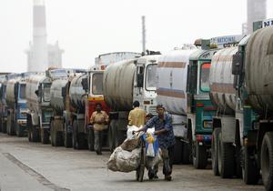 Украина за восемь месяцев сократила транспортировку нефти на 8%