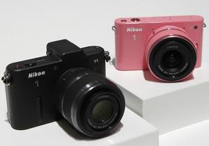 Nikon представил первую беззеркальную камеру