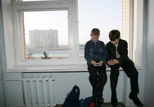 В харьковской школе из окна выпал ребенок