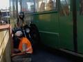 В Киеве приостановлено движение троллейбусов по маршруту №43