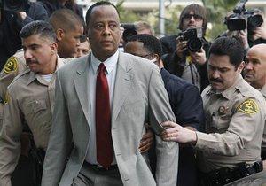 В США суд сформировал коллегию присяжных по делу врача Джексона