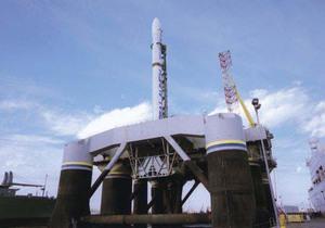 Российско-украинская ракета вывела на орбиту европейский спутник