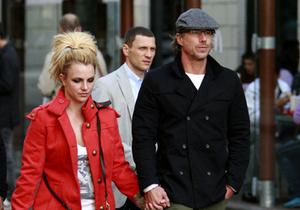 Бритни Спирс пошла гулять по Крещатику