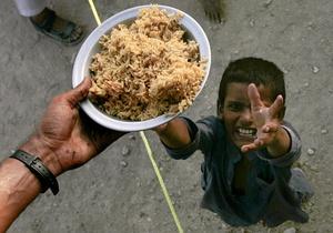 В Судане более 10 млн детей страдают от недоедания
