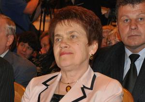 Жена Януковича носит украшенные 128 бриллиантами часы с указанием фаз луны