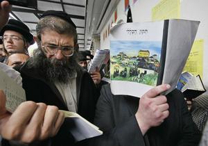 Власти Умани выступили против переноса праха цадика Нахмана в Израиль