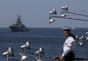 МИД: Присутствие ЧФ РФ в Севастополе не является проблемой