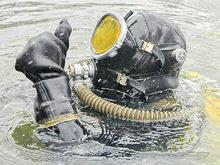 В Донецкой области украинские дайверы нашли уникальное подземное озеро