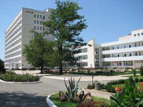 В Сакском военном санатории изъяты документы, директор - задержан