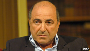 Березовский хочет взыскать с Абрамовича более $5 млрд