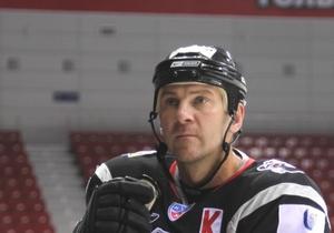 Знаменитый российский хоккеист перешел в киевский Сокол