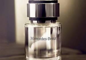 Mercedes выпустит мужские духи