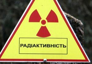 В Киеве зафиксировали повышенный уровень радиации в одном из мусоровозов