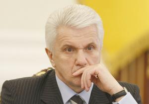 Литвин утверждает, что забор установили после ДТП под Радой