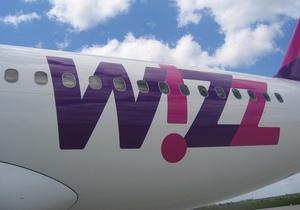 Wizz Air приостанавливает полеты из Киева в Симферополь