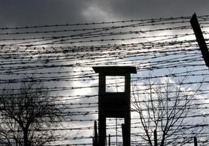 В Винницкой тюрьме 12 пожизненно заключенных решили стать монахами.