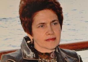 Людмила Янукович отпраздновала день рождения в Донецке