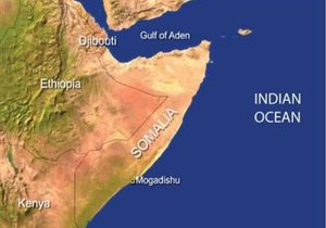Сомалийские пираты захватили итальянское судно с украинцами на борту