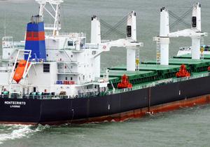МИД: Из пиратского плена освободили судно с шестью украинцами на борту
