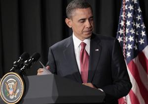 Сенат США не поддержал предложенный Обамой план сокращения безработицы