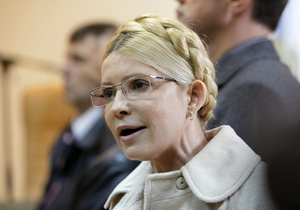 Amnesty International: Суд над Тимошенко был пародией на правосудие