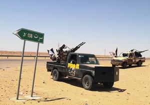 Ливия. Утро 13 октября