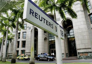 160 лет назад было основано агентство Reuters