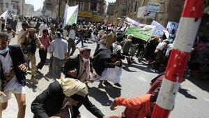 Йеменские силовики открыли новый огонь по демонстрантам в Сане