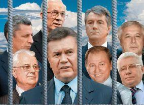 Корреспондент: Потенциальные клиенты. За нарушения, по которым Тимошенко дали семь лет, можно осудить на тот же срок многих высших госчиновников