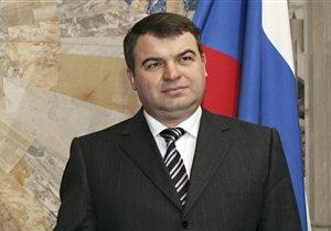 Завтра в Украину приедет министр обороны РФ
