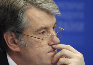 Ющенко: Я никогда не допускал мысли об эмиграции