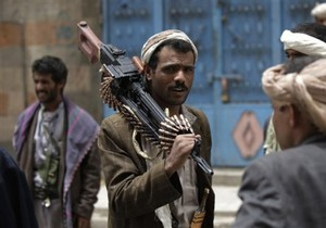 Amnesty International заявила, что Украина поставляла оружие Йемену во время протестов