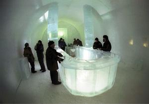 В Швеции построят ледяную мечеть