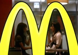 Квартальная прибыль McDonald's выросла на 9%