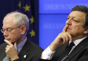В Брюсселе стартовал антикризисный саммит ЕС