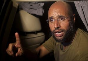 Сын Каддафи обещает отомстить за отца