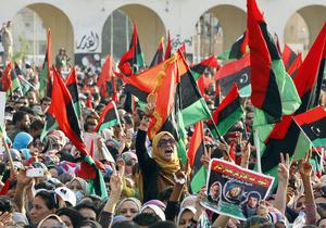Новые власти Ливии разрешили многоженство