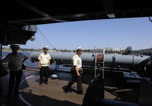 Зурабов сообщил, что Украина и Россия согласовали условия использования маяков в Крыму