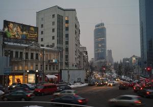 Власти Киева не исключают, что новый деловой центр появится на Осокорках